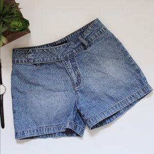 Xhiliaration Jean Shorts